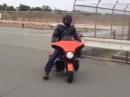 Harley Minibike für den HOG Nachwuchs - cooles Spielzeug