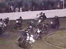 Harley Races - Kein Fahrwerk, keine Bremsen aber den Rossi machen ;-)
