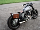 Harley Shovelhead Bj. 1970 mit Supertrapp