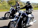 Harley Street Bob vs. Triumph Thunderbird Vergleichstest