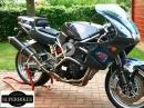 Harris Magnum (Suzuki Motor) gehen 300km/h? Von Classic-Superbike.com