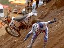 Hart, Härter, Crash Red Bull Hare Scramble 2015 die Abflüge Extrem halt