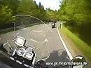 Harz Hohegeiß (Deutschland) mit BMW R 1200 GS