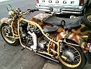 Hatz Biodiesel Dnepr MT16 Sidecar Motorcycle