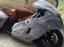 Hayabusa Fellbike - kann man so machen, aber warum?