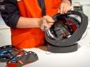 Headset / Kommunikationsgerät einbauen - Tutorial von Louis Motorrad