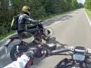 Heating Up! Ballern auf schwäbisch mit KTM Superdukes & Monster 1200 R