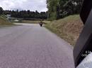 Heidbergring onboard mit KTM 1190 Adventure