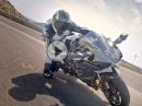 HELD Sport auf Kawasaki H2 und cooles Ende - Be heroic