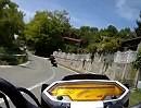 Helmkameratest: Contour HD 1080 / Kawasaki Z1000 Piemonte
