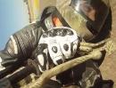 Helmschleifen, Helmet Draggin ist die Murmel auf dem Asphalt, ist das richtig durchgeknallt