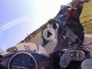 Hengelo - IRRC 2016 Christian Schmitz onboard Lap mit Yamaha R6