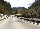Hengstpass - Oberösterreich - Steiermark von Windischgarsten nach Altenmarkt.