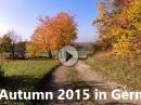 Herbstfarben - Motorradtour durch bunte Herbstwälder