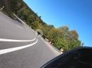 Herbsttour mit Suzuki Katana - B 265 bei Hellenthal, Eifel