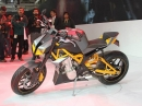 Hero Hastur 620 Streetfighter aus Indien: 620ccm, 80PS