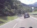 Highlights 2011 - Italien Südtirol Mendelpass Honda CBR 900RR