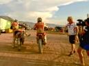 Highlights Dakar 2015, Etappe 10: Calama / Salta, Barreda Bort siegt