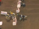 Ken Roczens Highlights und Sieg AMA Supercross 2014, Anaheim