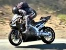 Highsider Motorrad Crash - ein weiteres Snake Schicksal