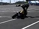 Highsider: Wenn der Rossi schleift mit Knie, kriegste das noch lang nicht hie