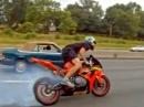 Highspeed Drift und der Reifenplatzer war abzusehen = Crash