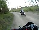 Highspeed Enduro im Södermanland in Schweden - Speed geht auch im Dreck!