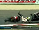 SBK 2008 - Misano / Italien - Race1 - Highlights