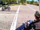 Hilfsbereiter Motorradfahrer: Nicht alle sind tumpe Organspender