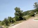 Hill Climbing Honda CB500 Four with 6 Cylinder Engine - sehr flott unterwegs :-)