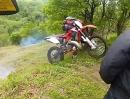 Hillclimbing bei Enduro Grip Bosnien Endurotouren
