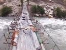 Himalaya Extrem Enduro: Brücken, Steinschlag, Abhänge, Lebensgefahr, Deadly Trail
