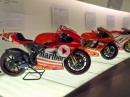 History of Speed - Ducati Museum - by MCN