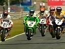 SBK 1999 - Hockenheim (Deutschland) Race 2 - Chili siegt nach packendem Kampf im Fünferpack.