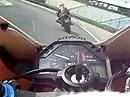 Hockenheim 09-05-09 Hafeneger Training Honda CBR 600 RR
