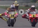 Hockenheim 500ccm GP 1991 - lengendärer Zweikampf Rainey vs Schwantz grosses Kino