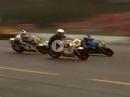 Hockenheim (Deutschland) 500ccm Grand Prix 1985 - Bude rappelvoll - Gänsehaut