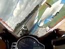 Hockenheim GP-Strecke onboard 2010 bei Tuner GP 1:48,7 mit Honda CBR 1000RR SC59