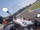 Hockenheim onboard uncut BMW R1100S