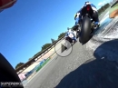 Hockenheim SUPERBIKE*IDM 2015 Highlights Superbike Rennen 1 & 2