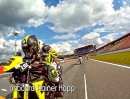 Hockenheim - Triumph Street Triple-Cup (T-Cup) 2013 - Race1 Highlights