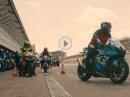 Hockenheimring Rennstreckentraining: Wichtig zu wissen, Teilnehmerstimmen - Ride Smart by HUK Coburg / Jens Kuck