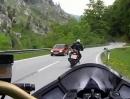 Höllental Motorradtour mit Honda CB1000R