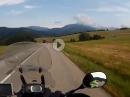 Hohe Tatra.  Teile der Fahrt durch Slowenien nach Tschechien   / Tatra - Karpaten 2018