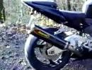 Honda CBR 900 Akrapovic Auspuffanlage