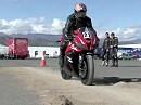"""ABS am Supersportler macht das Sinn? - """"Kringeldreher"""" testen in Almeria das ABS-System der Honda CBR 1000RR Fireblade"""