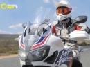Honda Africa Twin CRF1000L Fahrpräsentation - Tourenfahrer