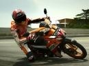 Honda Blade 125 FI mit Marc Marquez - würdiges Commercial