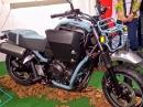 Honda Bulldog neues Freizeit Konzeptbike in Osaka vorgestellt
