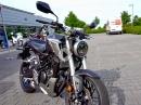Honda CB 125 R - Motorrad für den Nachwuchs, getestet von Jens Kuck